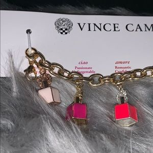 Vince Camuto Jewelry - Vince Camuto charmed bracelet